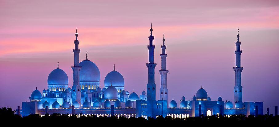 Мечеть - мусульманское молитвенное сооружение